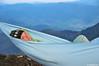 whether (.:: Maya ::.) Tags: blue woman mountains nature night bulgaria hammock родопи rhodope хамак mayaeye