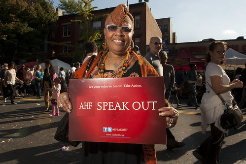 Out of the Closet at the Atlantic Antic Street Fair (9/29/13)