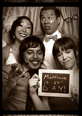 Marriage is SO GAY. (JessicaWatkins) Tags: marriage gaymarriage sogay ironicals