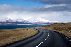 Roadtrip @ Snfellsnes Peninsula, Iceland (daitoZen) Tags: road travel vacation tourism volcano i