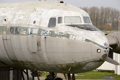 DSC_0305 (Proplinerman) Tags: douglas airliner skymaster dc4 c54 propliner n2894c