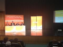 """Conferência """"Portugal no Rumo Certo-OE2014"""" em Bragança"""