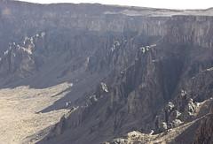 Al Wahbah crater (side) (Lanzen) Tags: desert crater geology saudiarabia maar   alwahbah