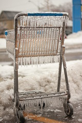 Jack Frost went shopping (Juice365) Tags: winter canada cold ice canon shopping frozen freeze dslr