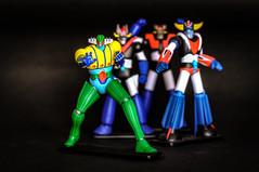 Jeeg Robot - Goldrake - Il Grande Mazinga - Mazinga Z (auredeso) Tags: robot go great ufo z goldrake grendizer mazinger nagai jeeg mazinga uforobotgrendizer mazingaz greatmazinger uforobot gonagairobot