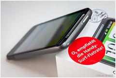 HTC Desire HD - Used Smartphone
