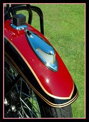 1938 Indian 4-38 Four (sjb4photos) Tags: alltypesoftransport 2012glenmoorgathering 1938indianmotorcycle