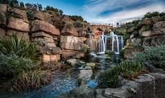 Madeira Walk Waterfall, Ramsgate (LeePellingPhotography.co.uk) Tags: waterfall kent rocks filter nd cpl ramsgate