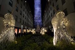 20131231-_DSC8012.jpg (Foster's Lightroom) Tags: lighting christmas newyorkcity urban newyork buildings unitedstates arts horns rockefellercenter angels northamerica christmastrees fairylights musicalinstruments us20132014