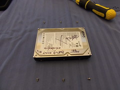 HDD-Disassy-P0000005 (realtydoc) Tags: drive disk takeapart harddiskdrive