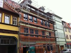 Baustelle-Denkmalschutz-Innenstadt