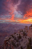 Grand Canyon Sunrise (chris lazzery) Tags: arizona sunrise grandcanyon grandcanyonnationalpark yakipoint canonef24mmf14lii 5dmarkii