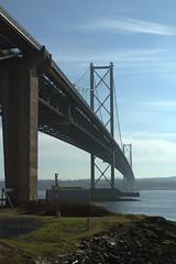 Forth Road Bridge (Fred J Carss) Tags: road bridge river scotland forth firthofforth riverforth forthroadbridge
