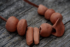IMG_4097_1 (Anastssia) Tags: ceramic necklace handmade terracotta laccentnou tribalearthy