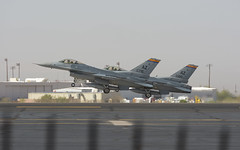 Lockheed Martin F-16C Fighting Falcon (Boushh_TFA) Tags: county arizona usa tia airport nikon force martin tucson air united guard az pima f16 international national falcon 100 states af ang fighting nikkor lockheed 90 base tus f28 89 70200mm 715 f16c ktus vrii d7100