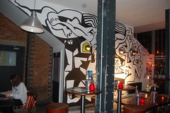 @ DICTIONARY HOSTEL, SHOREDITCH LONDON UK (MATLAKAS) Tags: riccardoattanaglio matlakasgraffiti streetartmatlakas steetartlondon streetart matlakas graffiti palestine