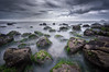 Cal Beach (leandro_ilha) Tags: brazil beach nikon riograndedosul d3200 praiadacal torresrs bw10stopndfilter afs1024mm brasilemimagens