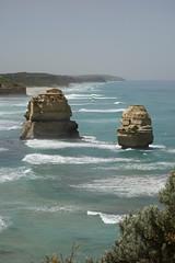 Twelve Apostles (SimonHall2012) Tags: ocean road park great australian australia roadtrip victoria national limestone 12 greatoceanroad twelve apostles stacks portcampbell