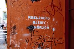 Kreuzberg bleibt hflich (olivergross) Tags: winter urban snow berlin canon kreuzberg germany deutschland walk streetphotography wideangle spaziergang westberlin weitwinkel 2015 canoneos6d sigma35mmf14dghsm