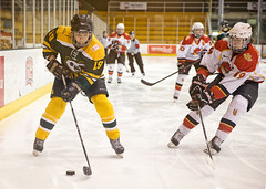 AE3R5168 (Don Voaklander) Tags: woman college sports hockey sport female women university edmonton varsity alberta pandas womens ice hockey university clare drake voaklander donvoaklander