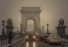 Széchenyi lánchíd- Budapest (alopezca37) Tags: bridge puente budapest hungarian hungría puentedelascadenas széchenyilánchíd