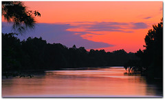 Freemans Reach ('Mick's Pics') Tags: sunset color colour water canon river flickr sundown australia nsw newsouthwales hawkesbury hawkesburyriver canonphotography outdoorphotography freemansreach mickspics