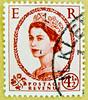 great stamp wilding 4 1/2D 4.5p Queen Elizabeth QEII royal pence penny Elisabeth england uk great britain united kingdom postage revenue   ელისაბედ II エリザベス2世, 伊麗莎白二世 , एलिजा़बेथ , ملکہ الزبتھ II Elisabetta II , Елізавета ІІ  porto timbre bollo sello mark (stampolina, thx for sending stamps! :)) Tags: uk greatbritain portrait england postes unitedkingdom stamps retrato royal 45 queen stamp porto windsor crown portret timbre commonwealth postage franco qeii портрет queenelizabeth selo bolli queenelisabeth ポートレート sello wilding grossbritannien 肖像 briefmarken صورة markas 邮票 francobollo frimærker portré timbreposte francobolli bollo pullar 우표 znaczki frimaerke почтоваямарка γραμματόσημα yóupiào ค่าไปรษณีย์ bélyegek postaücreti postestimbres