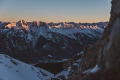 Glowing Nordkette. (rawmeyn | Filmmaker & Photographer) Tags: austria tirol tyrol gh2 splitboarding