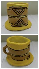Gabriel Monsalves 2B (PLSTICA 7 BSICO A 2 MEDIO) Tags: maya artschool alfarera arcilla