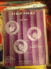 strip polka (timp37) Tags: park sisters store illinois antique may it andrew off polka mercer strip johnny take orland 2016