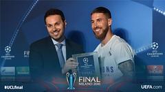 Champions League: Sergio Ramos hombre del partido de la Final (footbamanagerallstar) Tags: madrid milan real ucl final championsleague sergioramos uclfinal