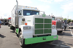 ATHS National 2016 (36) (RyanP77) Tags: aths truck show salem oregon peterbilt kw kenworth logger cabover pete freightliner marmon dump semi