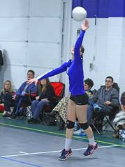 IMG_1538 (SJH Foto) Tags: school girls club high team teens teenager volleyball burst mode serve tweens