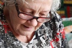 Grandmother (zoltanbalogh1) Tags: love sunshine grandmother grand speak portre portr portarien