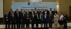 Group Photo (myCWRD) Tags: azerbaijan kazakhstan centerforstrategicstudies centralandwestasia cwrd naoyukiyoshino goodjobsforinclusivegrowth structuraleconomictransformation