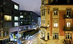 View from the Balcony (A. Wee) Tags: hotel switzerland europe zurich parkhyatt sheraton     neuesschloss  stockerstrasse