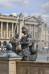 2016.04.14.046 PARIS - Place de la Concorde, fontaine des fleuves (alainmichot93) Tags: paris france statue seine architecture nikon ledefrance place fontaine placedelaconcorde jetdeau 2016 fontainedesfleuves