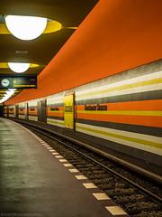 Knorke (katrin glaesmann) Tags: berlin station metro tube ubahn 1978 linie7 rainergrmmler