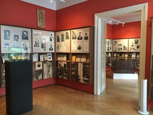 Sigmund Freud Museum, Vienna 2016