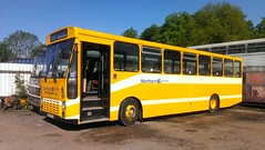 Re-packing the compound. (Renown) Tags: bus scottish alexander dennis northern rbw lancet nd06 singledecker rodeheath fantasyfleet reliancebusworks a506fss