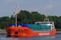 LADY ALIDA (9760380) (001-07.06.2016) (HWDKI) Tags: ladyalida imo 9760380 schiff ship vessel hanswilhelmdelfs delfs kiel nordostseekanal nok kielcanal generalcargoship frachter frachtschiff