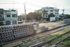*PEE. (Sakulchai Sikitikul) Tags: street pee thailand rainbow sony voigtlander 28mm streetphotography railway snap songkhla hatyai a7s