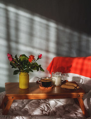 Morning (dessiredd) Tags: morning breakfastinbed