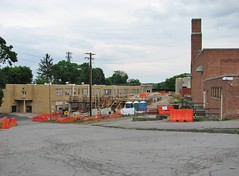 CONTINUING CONSTRUCTION AT THE HIGH SCHOOL (richie 59) Tags: city school trees urban usa ny newyork building america buildings constructionarea campus us spring construction unitedstates weekend sunday highschool midtown kingston dirt mjm newyorkstate newbuilding constructionsite buildingsite nys nystate brickbuildings hudsonvalley kingstonny 2016 ulstercounty schoolbuildings smallcity schoolcampus oldbrickbuildings midhudsonvalley americancity midhudson ulstercountyny uscity 2010s kingstonhighschool richie59 midtownkingstonny midtownkingston may2016 may222016