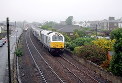 67012 (dhtulyar) Tags: train skip sleeper caledonian dbs 1a25 carnoustie