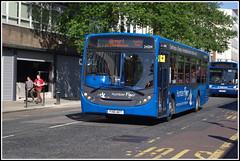 Stagecoach 24204 (Lotsapix) Tags: bus alexander dennis stagecoach humber enviro adl eastmidland enviro300 humberflyer 24204 fx10aet