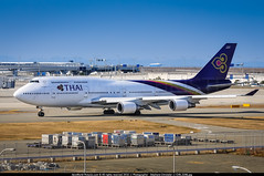 KIX.2013 # TG B744 HS-TGT awp (CHR / AeroWorldpictures Team) Tags: history japan cn plane thailand airport cabin nikon with aircraft flight first international engines thai planes osaka boeing airways nikkor ge named lr tha tg b747 aircrafts kix lightroom 1097 planespotting config 4x delivered b747400 7474d7 b744 zoomlenses thaiairwaysinternational kansa rjbb 70300vr cf680c2b1f hstgt d300s 26616 watthanothai 10dec1996 20dec1996 f10c40y325