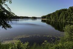 early morning on Budd Lake, Michigan (TAC.Photography) Tags: lake water landscape scenery michigan buddlake michiganlakes lakescape