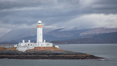 Lismore Lighthouse (MarkHarrisPhotography) Tags: light sea lighthouse seascape water scotland isleofmull loch mull lismore lismorelighthouse