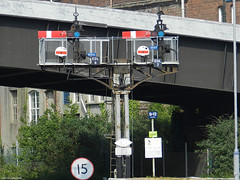 Hastings - Fri 27th May 2016 (Bill From Catford) Tags: sea pier seaside seagull landmarks railway hastings policemen